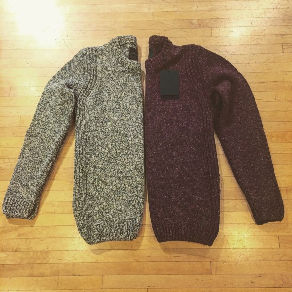 Staccato Menswear AW 16 Minimum