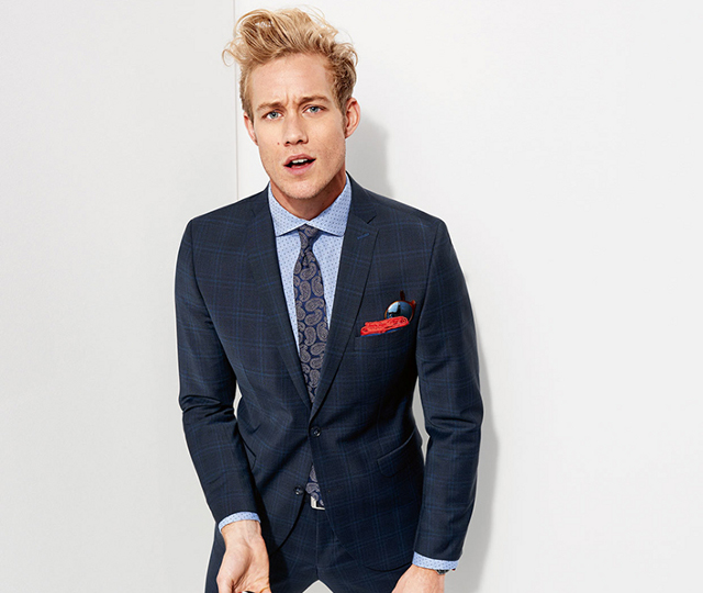 Club of Gents New fall arrivals Staccato Menswear Fashion Clothing Suits Vancouver YVR Burnaby