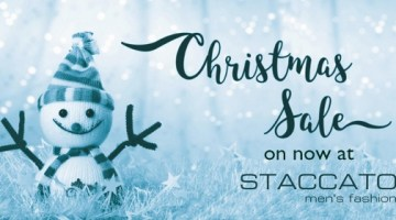 2017 Christmas Sale Staccato Vancouver Menswear