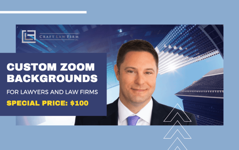 Custom Zoom Backgrounds For Lawyers Stacey E Burke P C