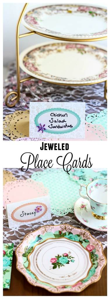 jeweled-place-cards