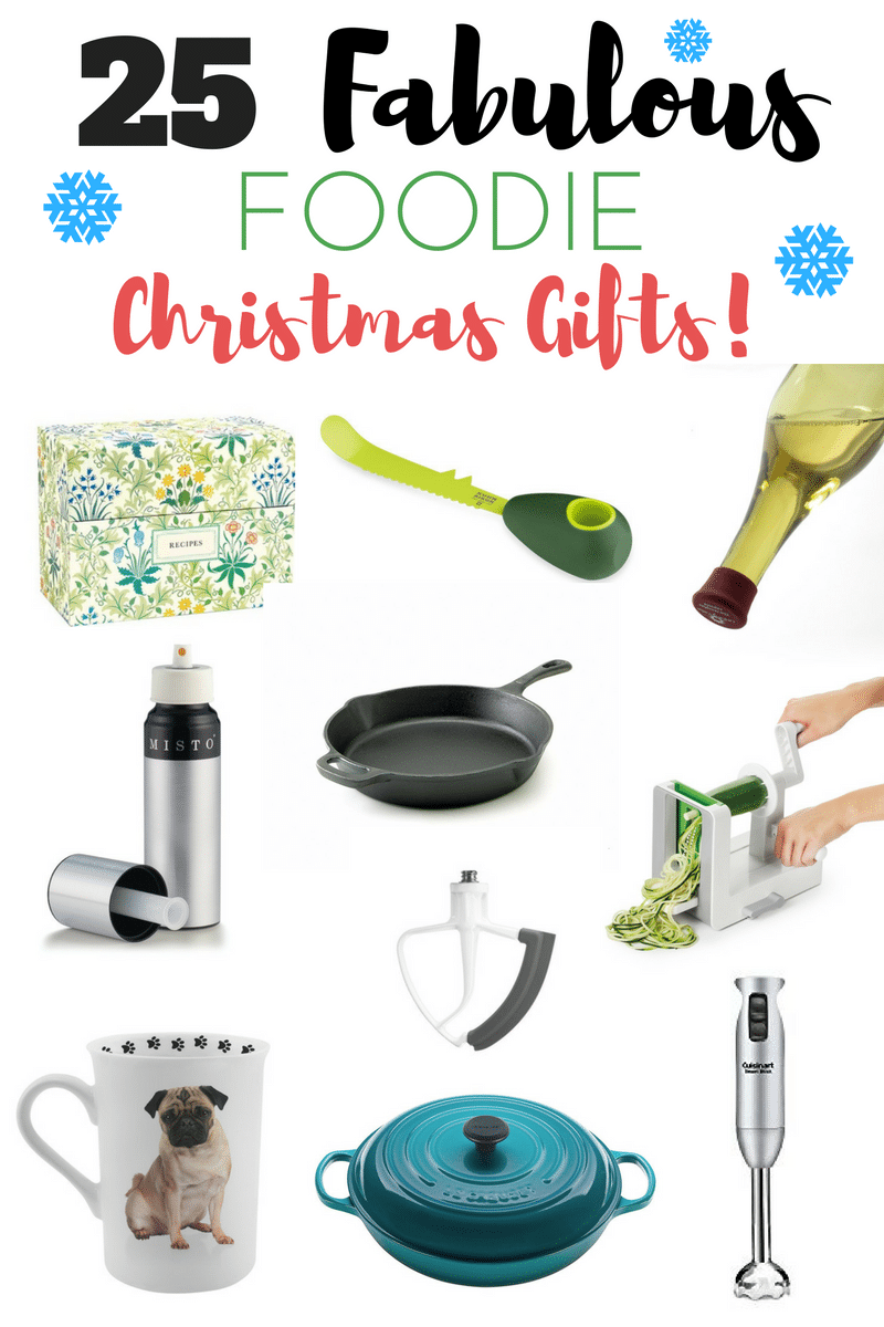 25 fabulous foodie christmas gifts that any food lover chef or home cook