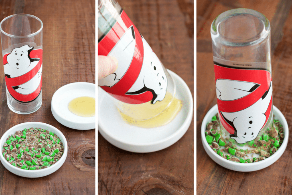 Ghostbusters Slime Smoothie