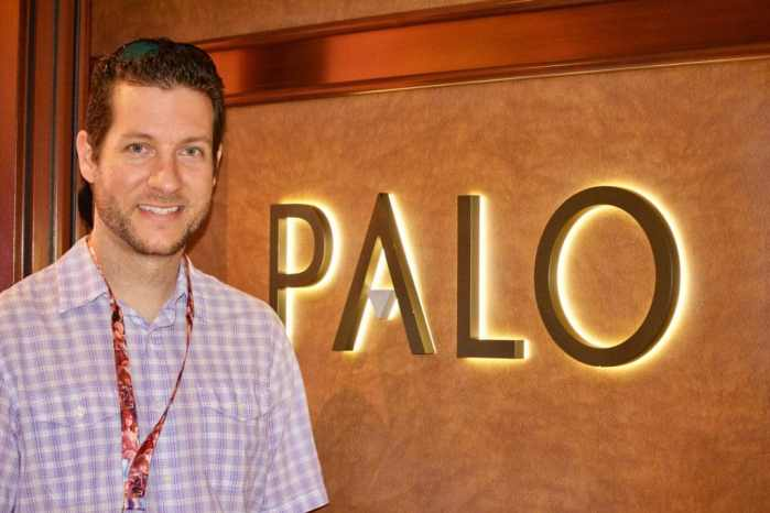 Disney Cruise Palo Brunch or Palo Dinner: Which is Better? We went to brunch and dinner at Palo to find out! I took pictures and video of all the food we tried so you can decide for yourself!