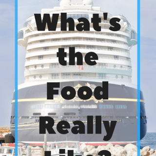 We visited all of the Disney cruise restaurants on our last cruise. So, what's the food really like? I'm sharing pictures of all the food + menus + reviews!