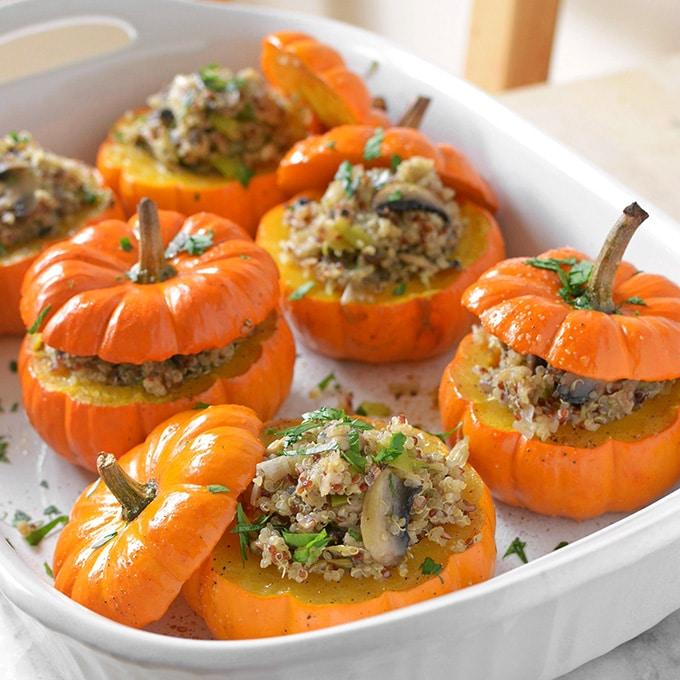 51 Spooky & Delicious Vegan Halloween Recipes