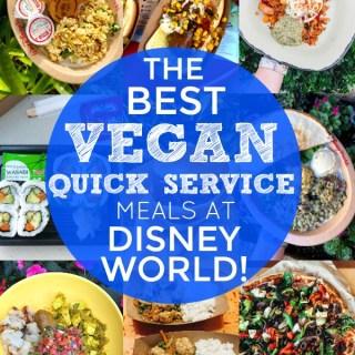 best quick service Disney World