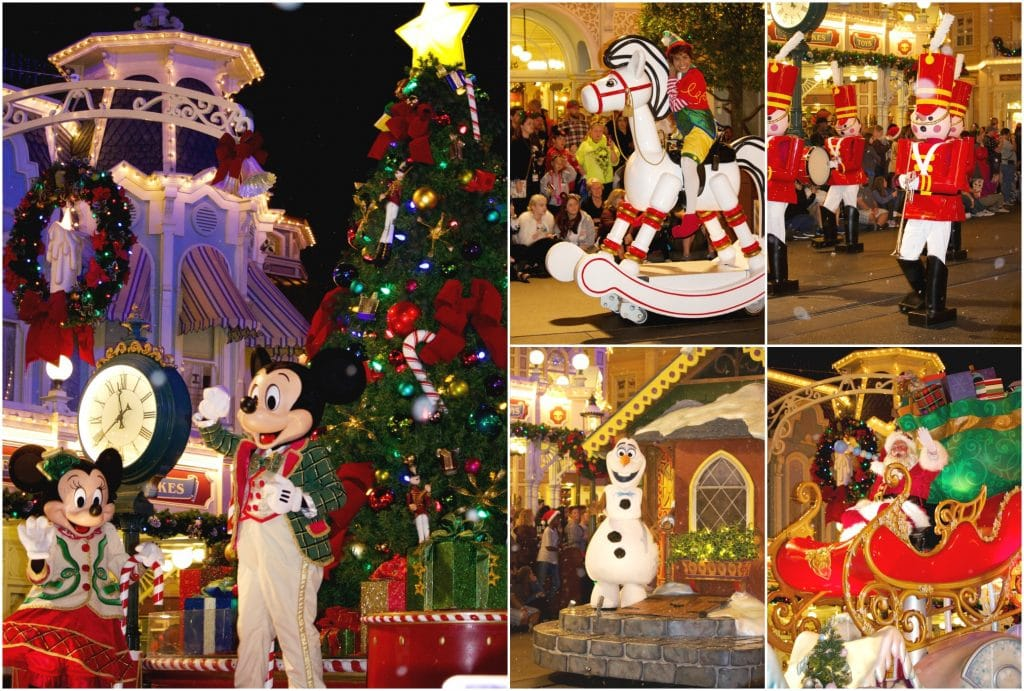 wait until you see mickeys once upon a christmastime paradeitll knock your socks off elves characters in festive outfits toy soldiers reindeers - Mickey Very Merry Christmas Party