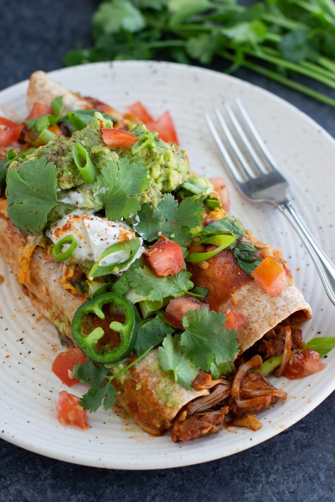 Easy vegan enchilada recipes