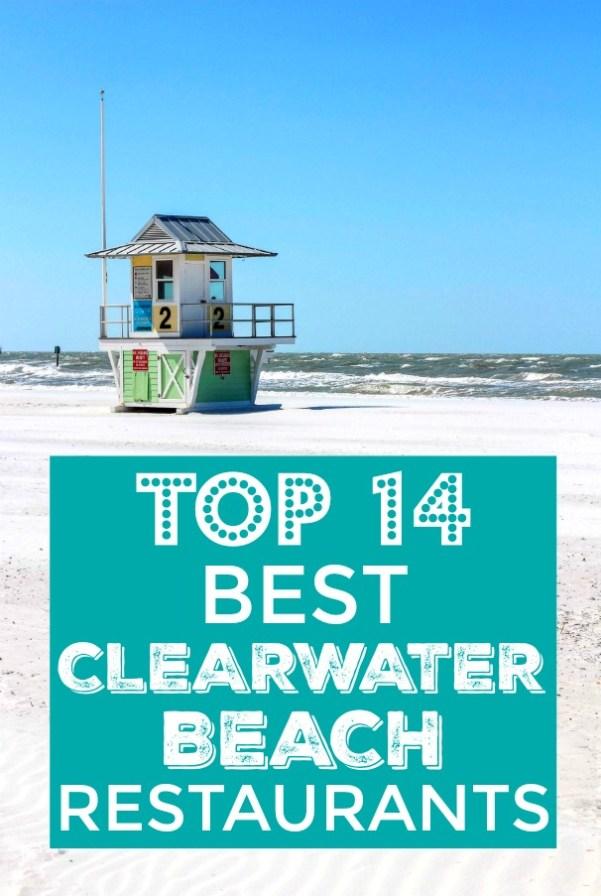 List of the Top 14 Best Clearwater Beach Restaurants