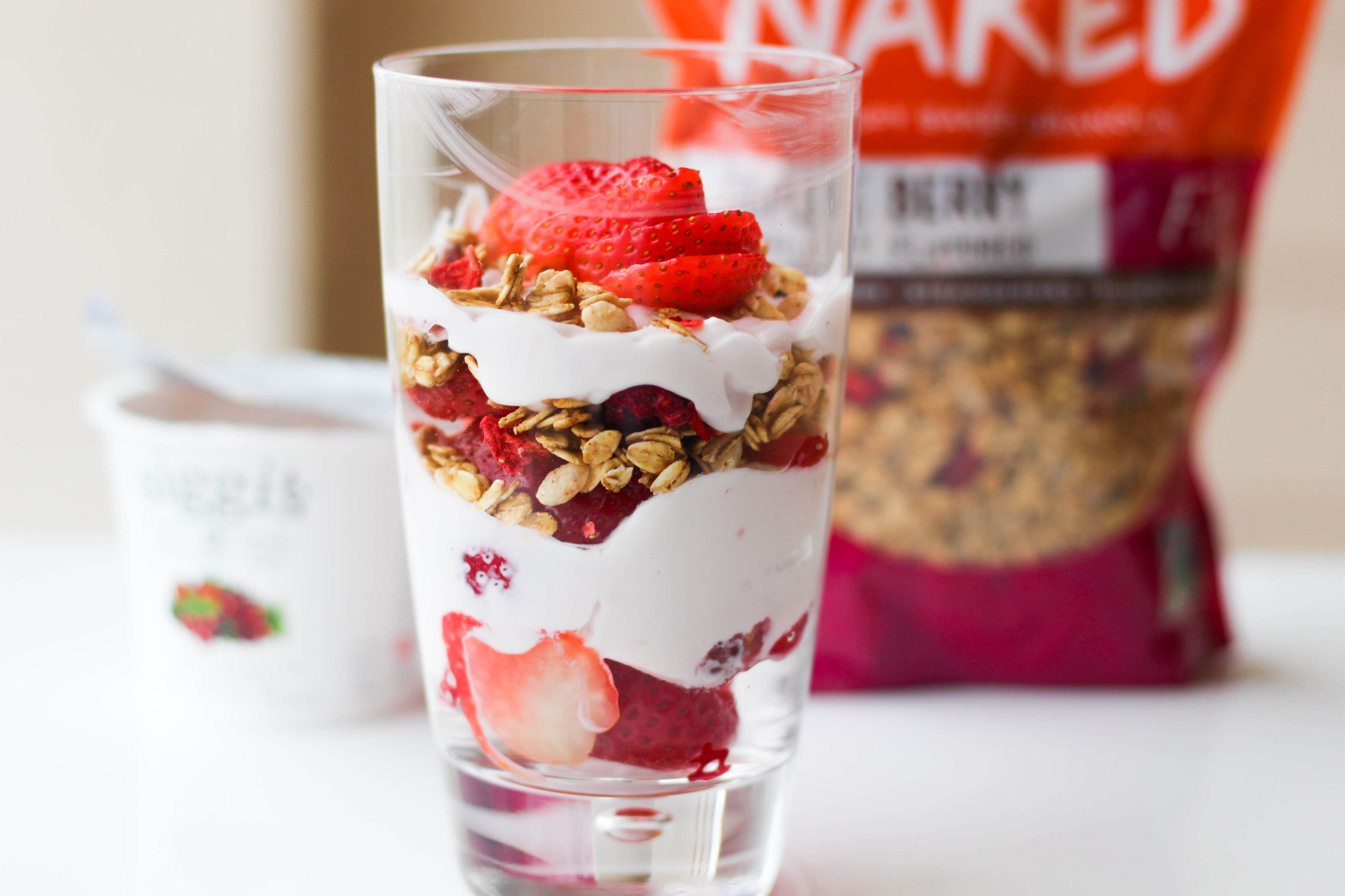 Breakfast Parfait | by Stacey Mattinson Nutrition