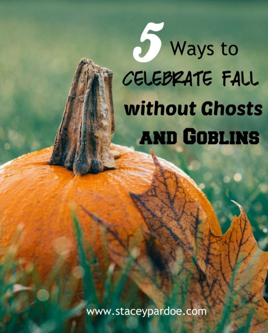 Celebrate Fall with fun family friendly activities and avoid the Halloween spookiness