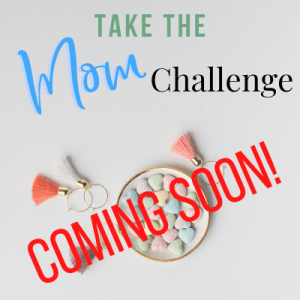 COMING SOON: New Monthly Mom Challenge Groups