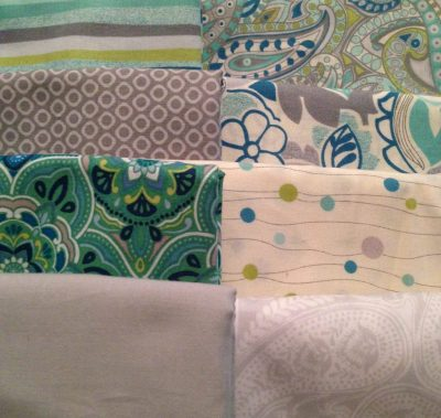 Stacey Sansom Designs Fabric Selection