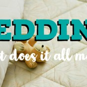 Bedding: What does it all mean? | Opinion Piece | Stacey Sansom Designs