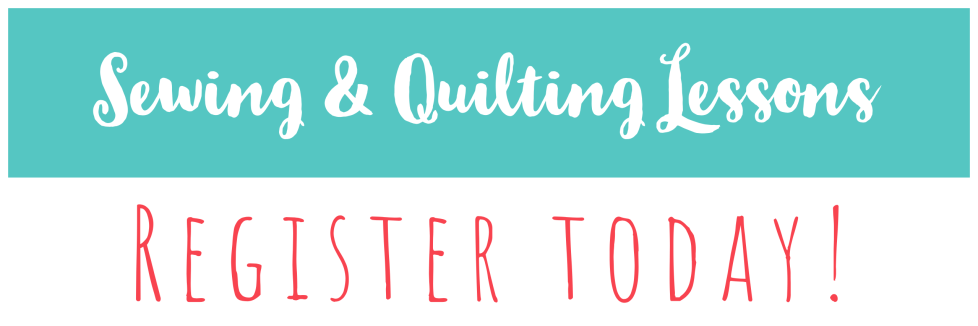 Sewing & Quilting Lessons | Register today! | Stacey Sansom Designs