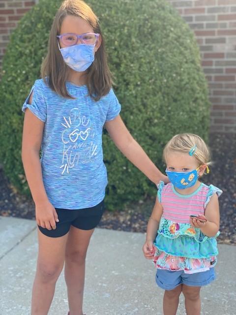 Helping Kids Wear Masks