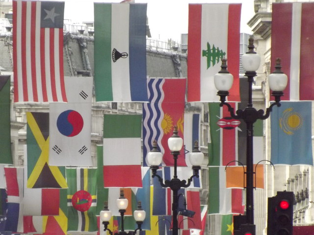 Flags of the World quiz #7: Flags with birds