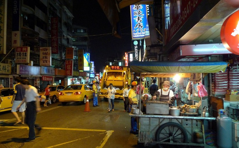 The musical garbage trucks of Taiwan