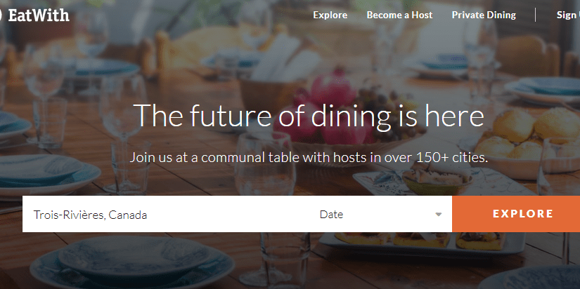 """<a target=""""_blank"""" href=""""https://www.eatwith.com/"""">EatWith lets you eat in people's homes in cities around the world.</a>"""