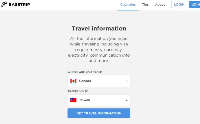 """<a href=""""https://www.thebasetrip.com/"""">Get basic country information with Basetrip.</a>"""