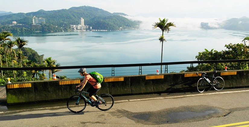 "Taiwan is the ""wheel deal"" for cyclists"