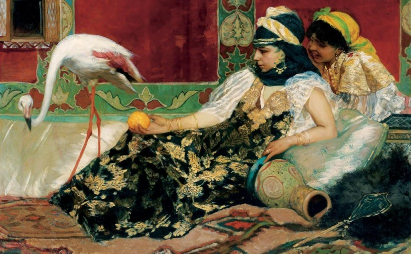 Orientalism exhibit at the Montreal Museum of Fine Arts is a magic carpet ride