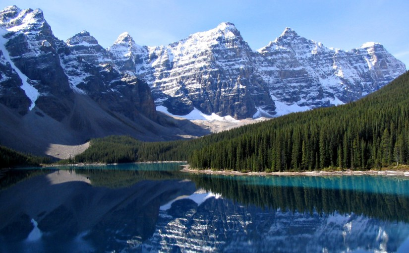 Canada has more lakes than any other country.