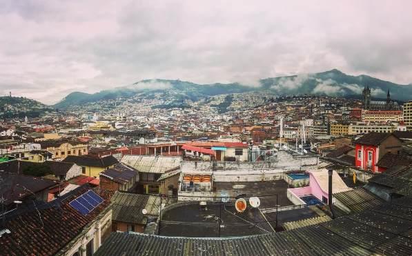Photos: Excellent views of Ecuador