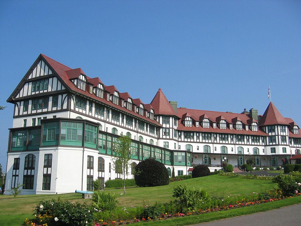 Algonquin Resort, St. Andrews, New Brunswick