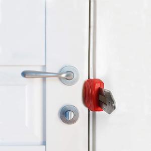 Portable travel lock