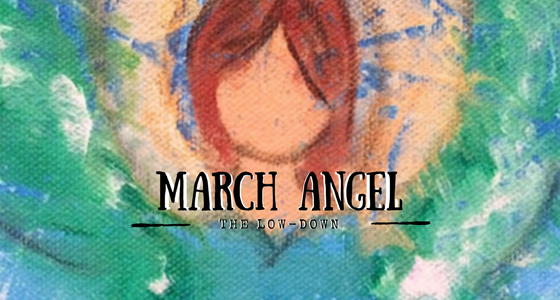 monthly angel www.stacieoverman.com