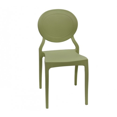 Crete Side Chair Avocado