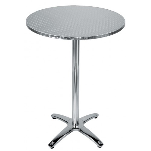 Round-28-Stainless-Steel-Table-Bar-Height