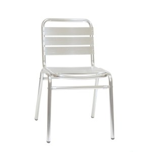 All Aluminum Side Chairs