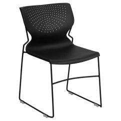 Stackable Chairs For Less William And Mary Chair Black Plastic Stack Rut 438 Bk Gg Stackchairs4less