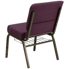 Chairs 4 Less How To Clean Patio Plum Fabric Church Chair Fd Ch0221 Gv 005 Bas Gg