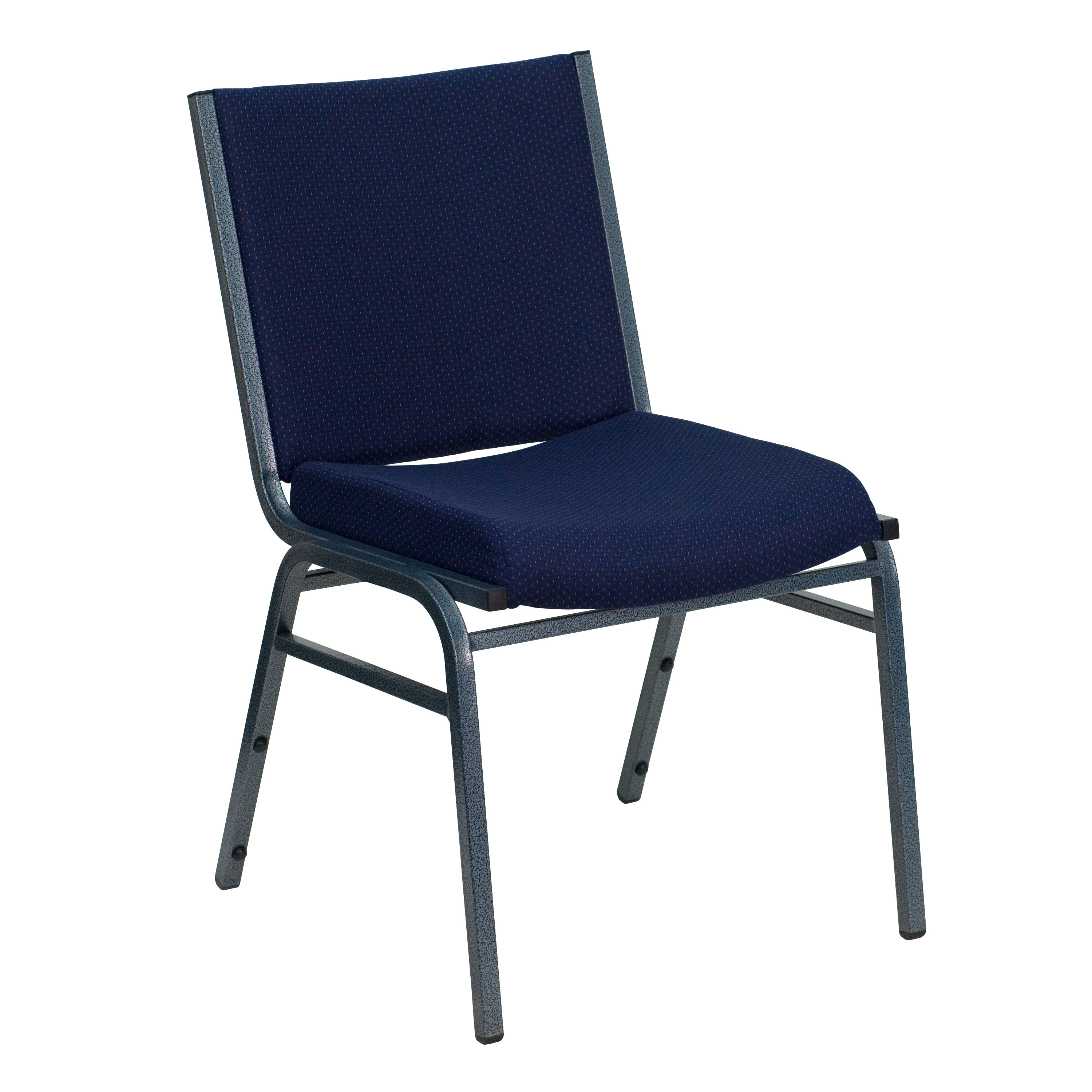 blue dot chairs adirondack colors navy fabric stack chair xu 60153 nvy gg stackchairs4less