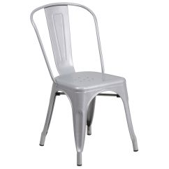 Metal Outdoor Chair First High Invented Stackchairs4less Dining Stack Chairs Silver Indoor Stackable