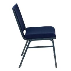 Blue Dot Chairs Ikea Egg Chair Navy Fabric Stack Xu 60153 Nvy Gg Stackchairs4less
