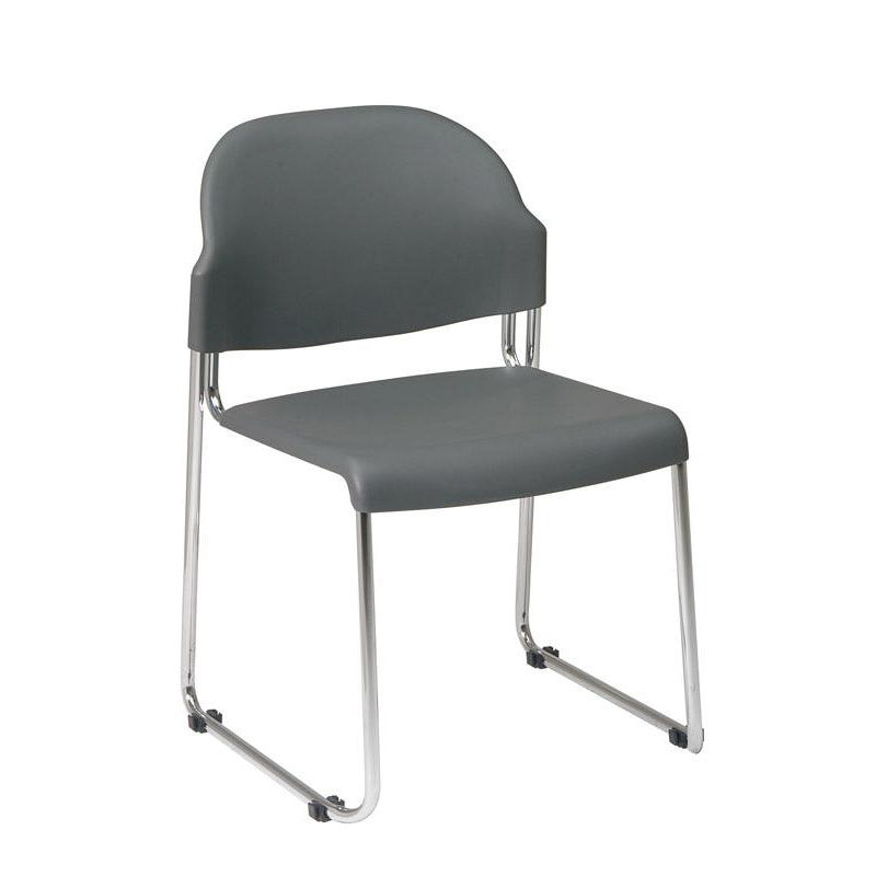 stackable chairs for less chair covers and sashes hire coventry set of 4 work smart stack stc3030 3