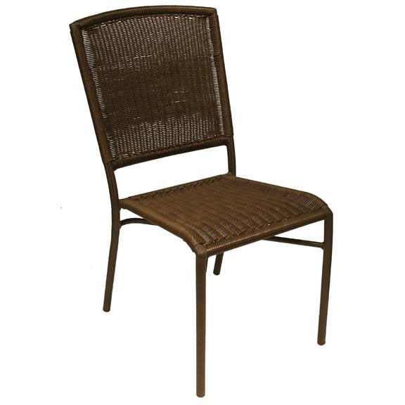stackable chairs for less table and garden asda aluminum side chair c004 e stackchairs4less