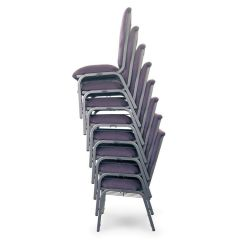 Upholstered Stacking Chairs Camp With Canopy Navy Blue Auditorium Stack Chair 10530 Stackchairs4less Com Our Steel Frame Fabric Is On Sale Now