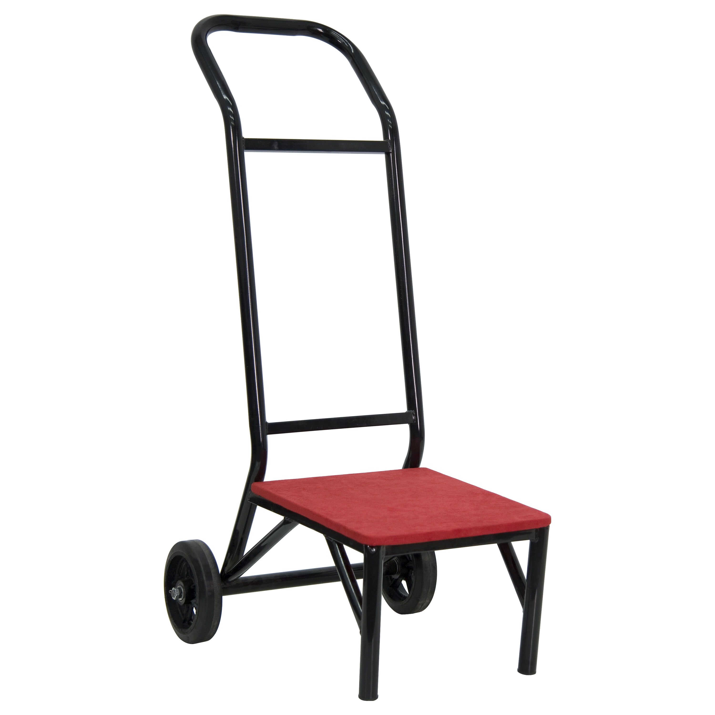 banquet chair trolley reclining gravity chairs stackchairs4less stack dollies dolly