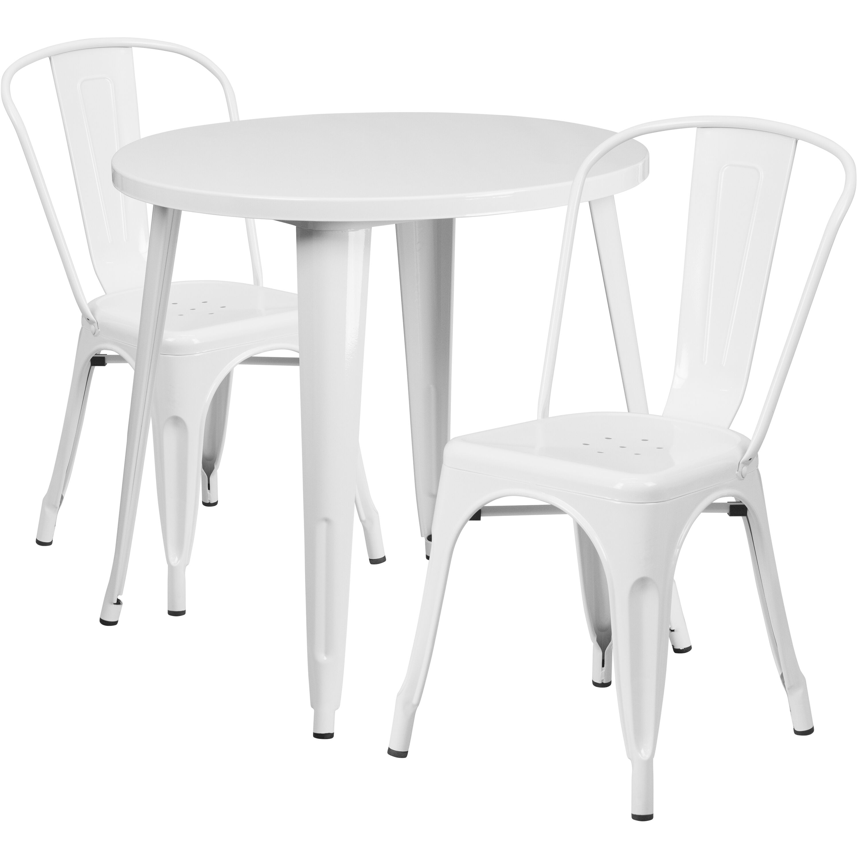 cafe chairs metal for porch 30rd white set ch 51090th 2 18cafe wh gg stackchairs4less com images