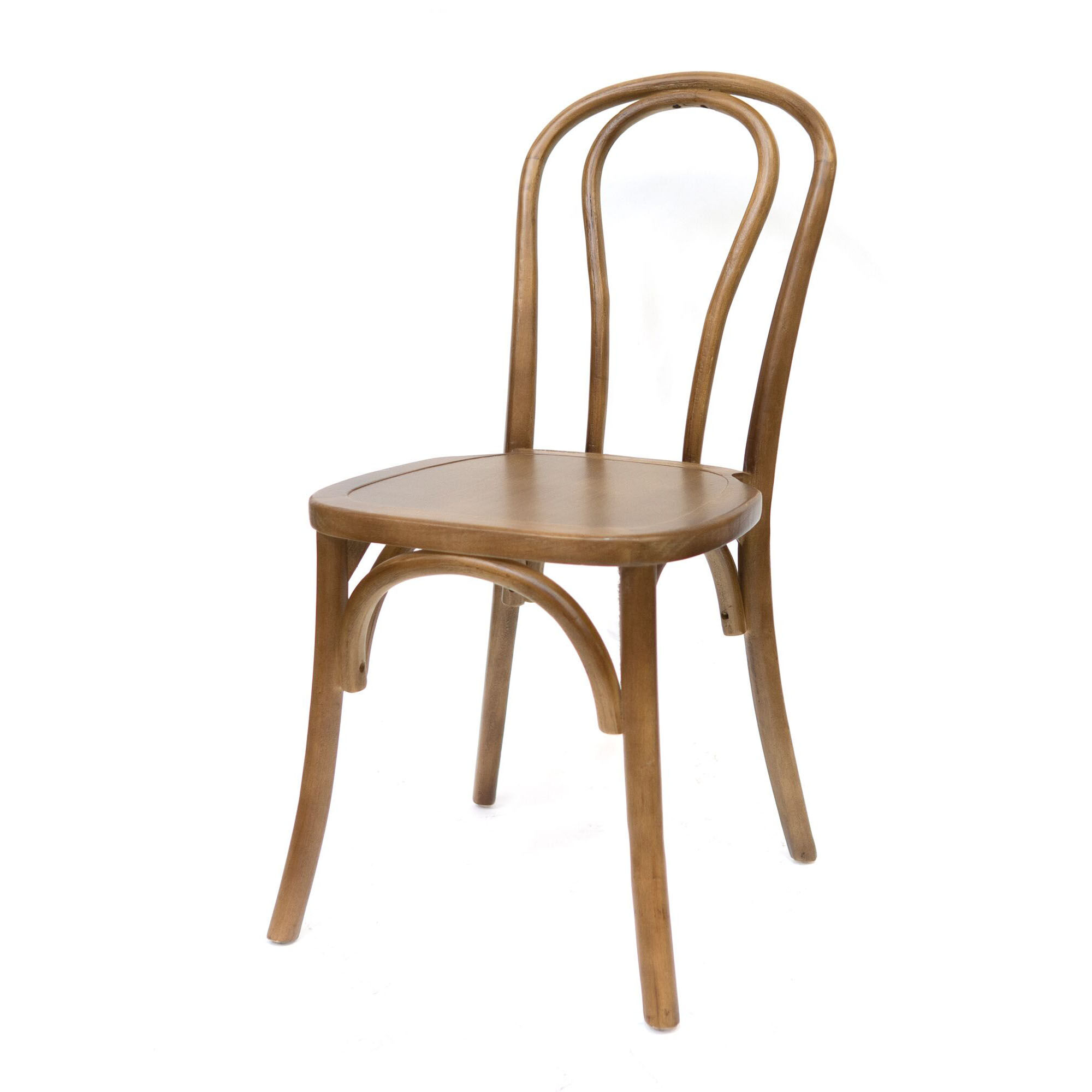 American Classic Sonoma Bentwood Stackable Chair Dark Walnut