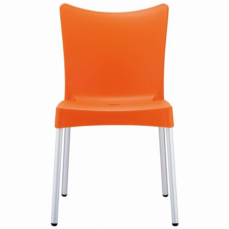 orange stackable chairs revolving chair base price in india stacking dining isp045 ora stackchairs4less