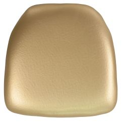 Vinyl Chair Cushion Covers Swing With Stand Online Stackchairs4less Chiavari And Cushions Hard Gold