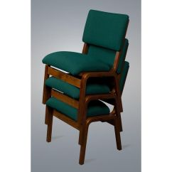 Stackable Church Chairs Chair Covers For Sale In Dubai Red Oak Upholstered Stack T 300 Stackchairs4less