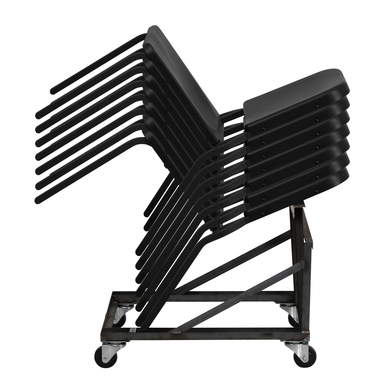 Black Melody BandMusic Chair HFMUSICGG